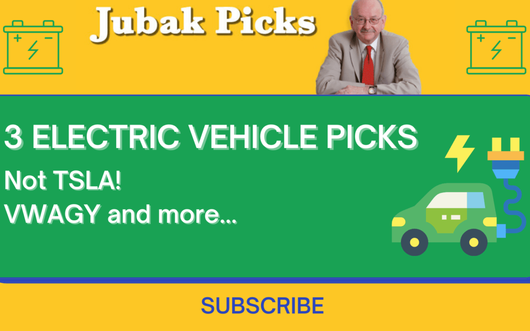 Watch my new YouTube video: 3 electric vehicle picks