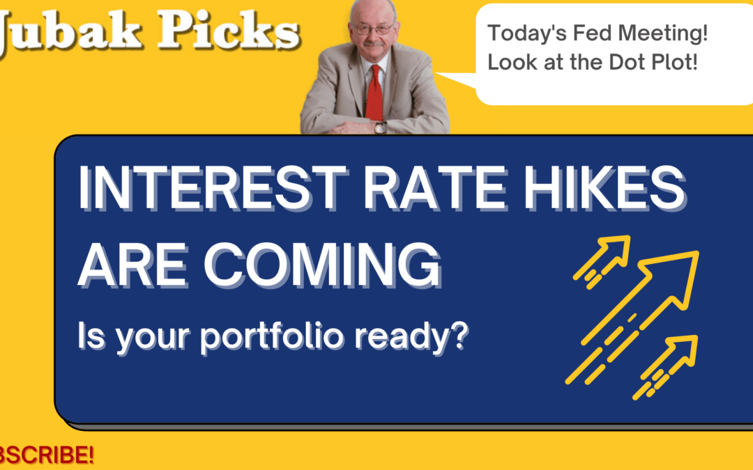 """Watch my new YouTube video: """"Interest Rate Hikes Are Coming"""""""